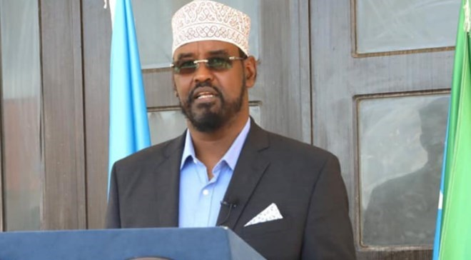 Madobe re-elected in majority vote to lead Jubbaland for second term