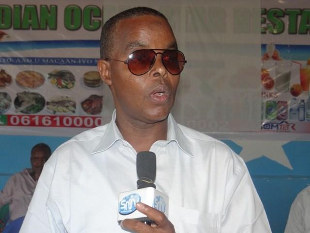 Ex-MP Omar Filish appointed Mayor of Mogadishu