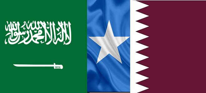 Qatar, Saudi Arabia rift in a new stage over Somalia