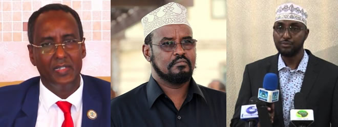 Jubalnd has now three presidents after former Madobe comrade elected 'president' of Jubbaland