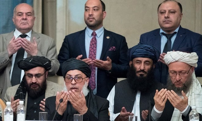 Taliban, US agree on troop pullout time frame