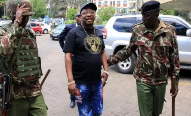 Nairobi Governor arrested in Voi hours after DPP issues order