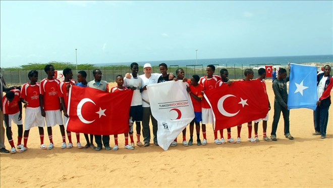Football may further strengthen Turkey-Somalia relations