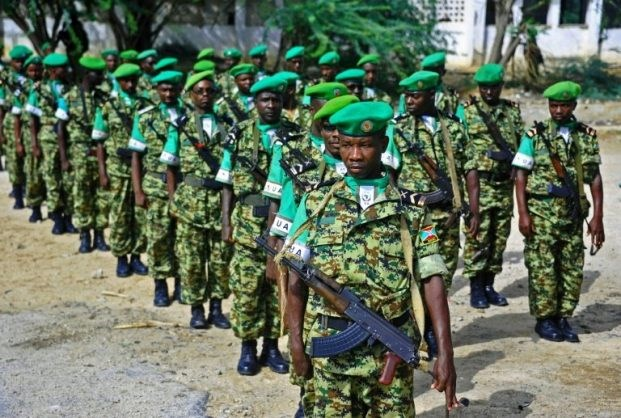 Burundian forces in Somalia to reap most from Trump's allocation