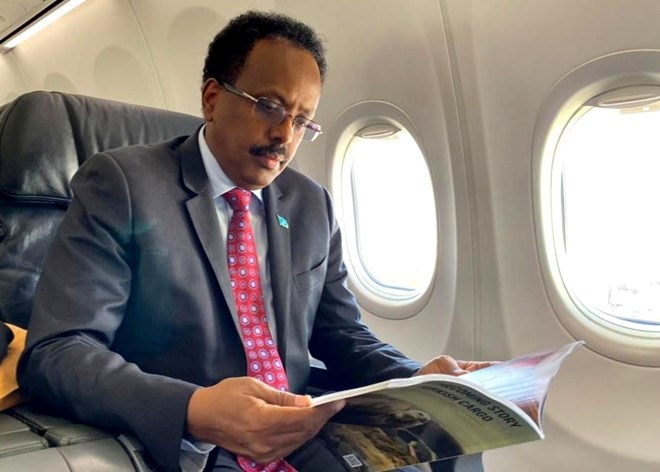 Farmaajo heads for Russia-Africa summit as Somalia seeks international investments