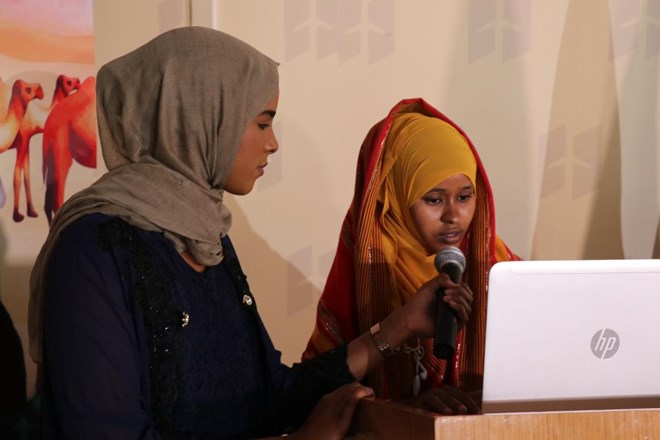 Winners of EU funded poetry competition unveiled in Mogadishu