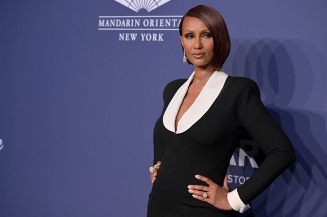 Supermodel Iman Said The 'Whole Culture' Has To Change For Diversity In Politics
