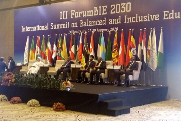 Djibouti meeting calls for more funding for education