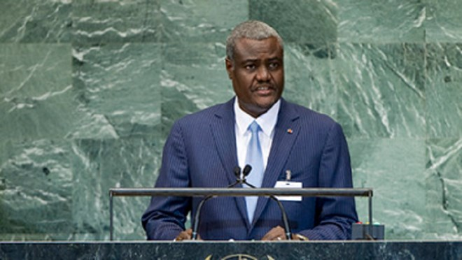 AU Commission Chairperson remains in self-isolation, despite testing negative for COVID-19