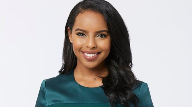 A former WSET reporter was announced as the new co-host of the ABC News programs World News Now and America This Morning Wednesday, Sept. 9. (Abdi/ABC News)