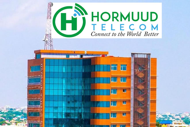 Hormuud Telecom 'Creating jobs and improving lives'
