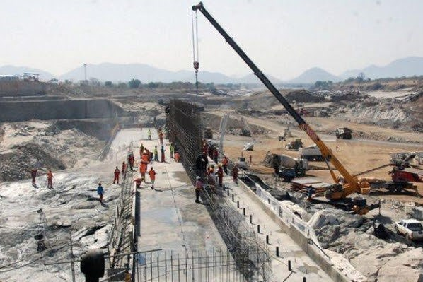 Ethiopia pulls out of US meeting on Nile dam