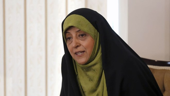 Coronavirus: Iran's vice president Masoumeh Ebtekar 'infected with virus'