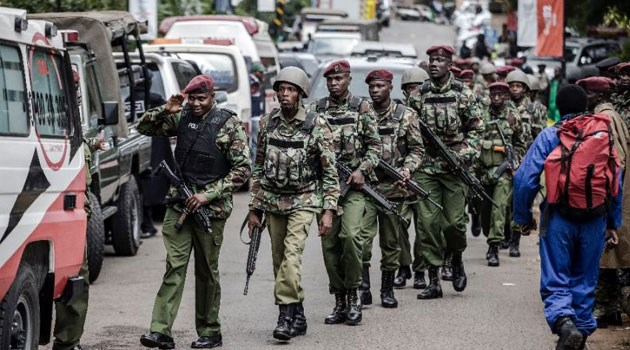 US embassy warns of planned terror attack in Nairobi