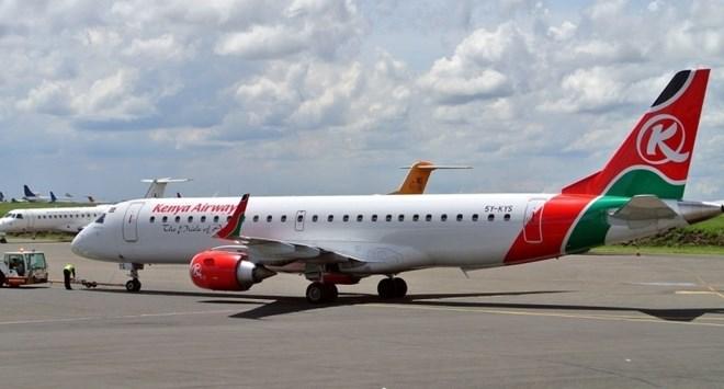 Kenya Airways plans to resume passenger flights from June 8
