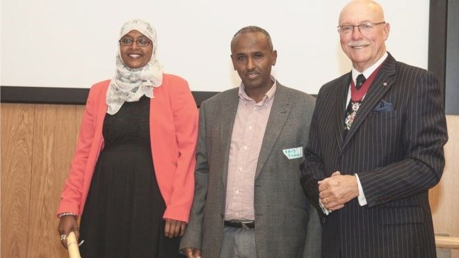 Bristol's only Somali foster family call for others to help