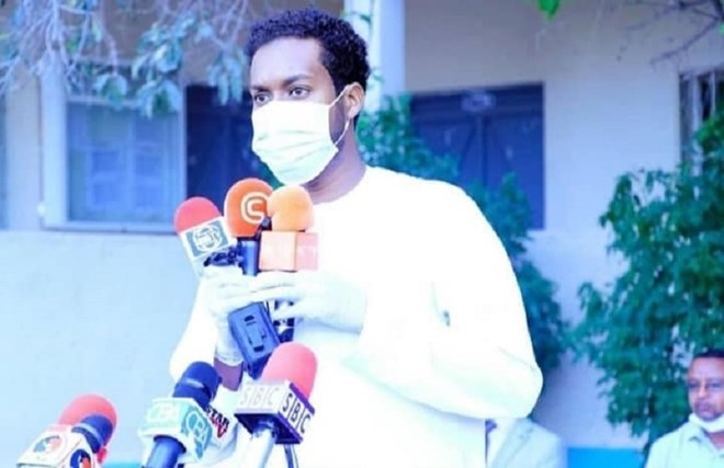 Somaliland Investment Minister Mohamed Awad tests positive for COVID-19