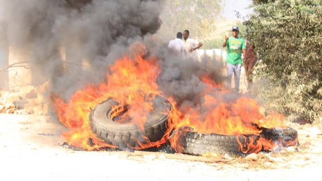 Protests break out in Beletweyne amid deployment of federal troops