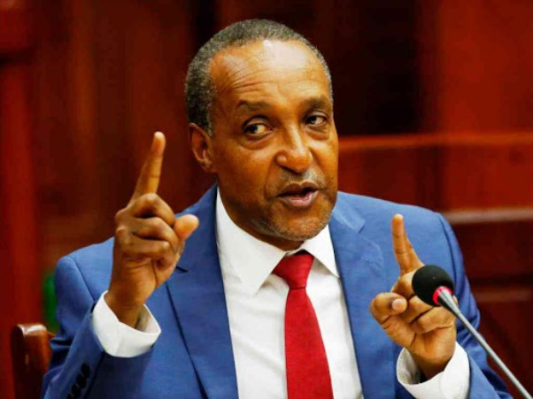 Kenya rebuffs expulsion of ambassador by Somalia, terms it 'unwarranted'