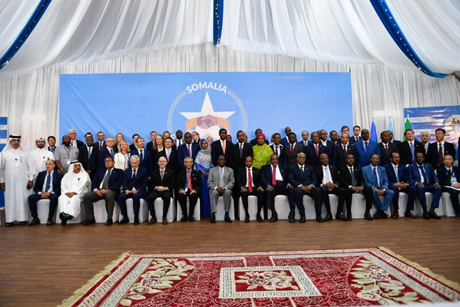 UN reaffirms World Body's commitment to Somalia now and going forward