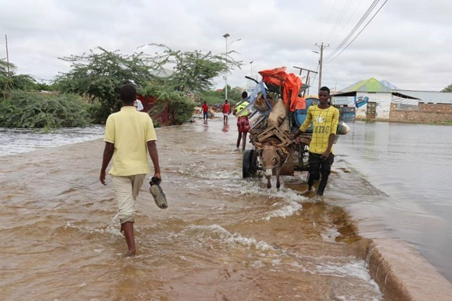 EU donates 4.1 million Euros for flood victims in East Africa
