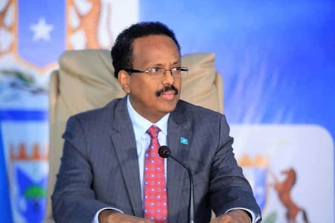 Somali parliament demands Farmaajo comes clean on Somalis 'fighting' in Tigray war