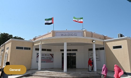 UAE opens two hospitals in Somaliland