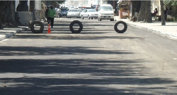 FGS blocks roads ahead of opposition protests as talks between PM and cpposition collapse