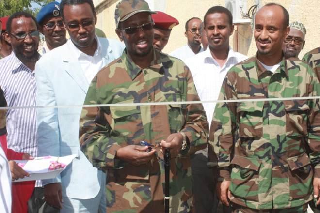Somali government launches own TV station, 1st in conflict-ridden