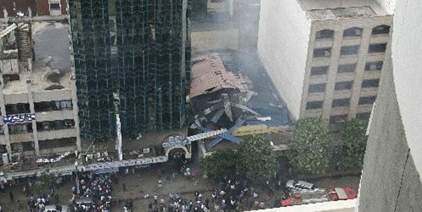 Avenue Nairobi Nairobi's Moi Avenue Blast