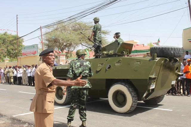 Somaliland:Army celebrates 17th birthday - Somalilandpress ...