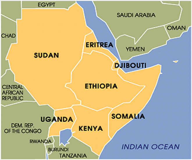 Water insecurity in the Horn of Africa scarcity or institutional