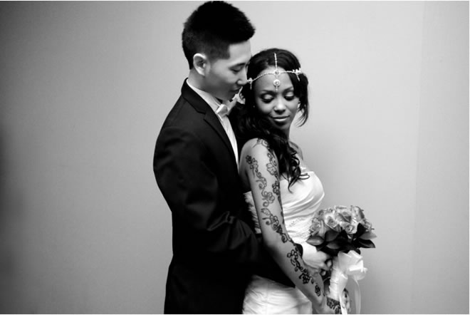 Consider, what criticisms of interracial marriages