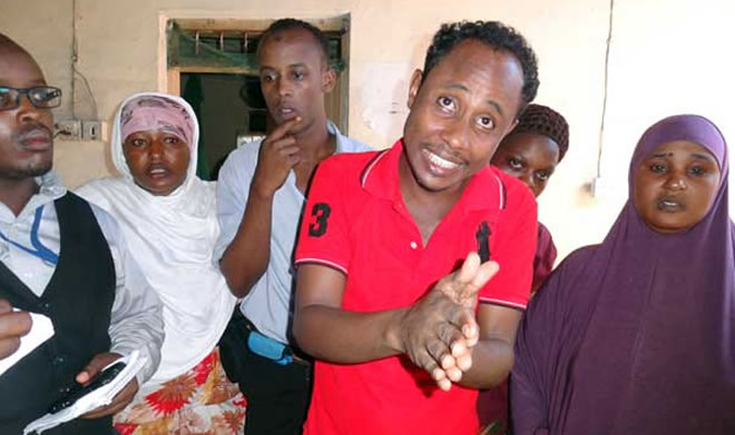 Somali Kenya Muslim