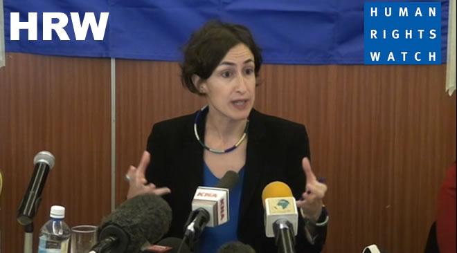hay'adda Human Rights Watch - AMISOM way xoogeen dumarkii Soomaaliyeed.