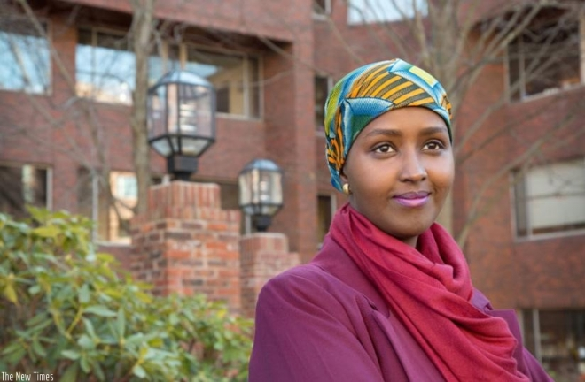 Somalia's first female presidential candidate inspired by ...