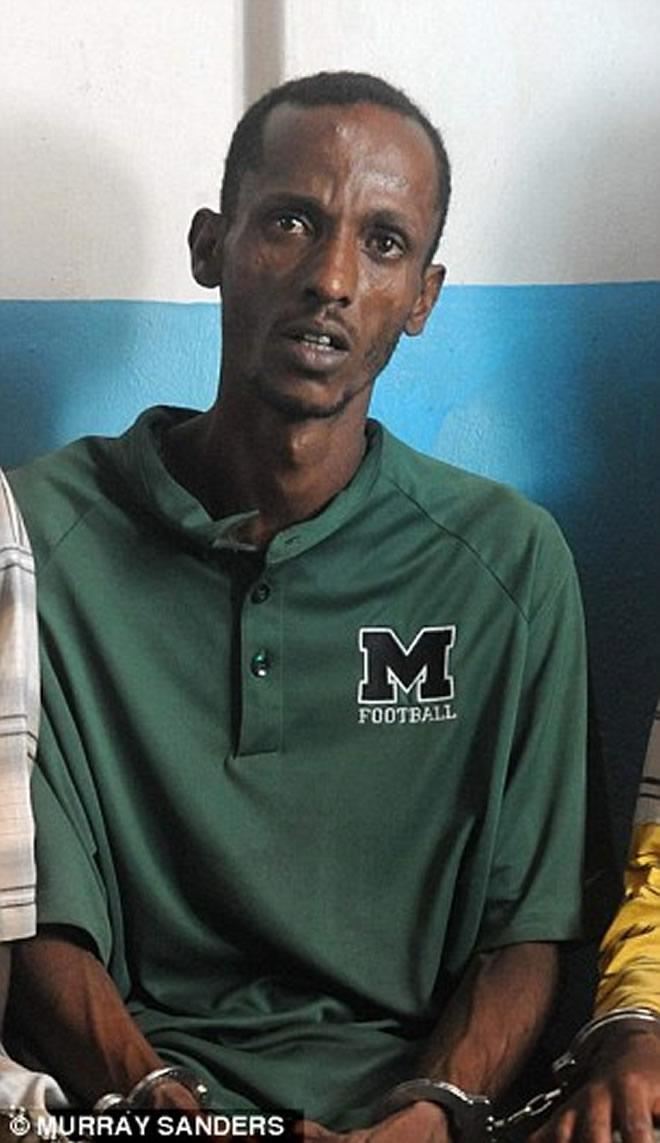 Kenyan sentenced to death for helping Somali pirates Kidnap