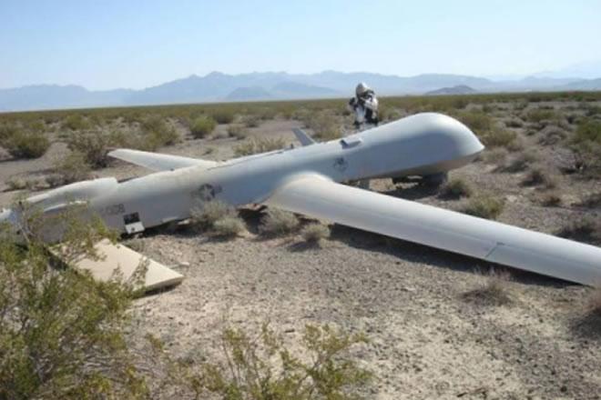 Somali Militants Seize Crashed Us Drone