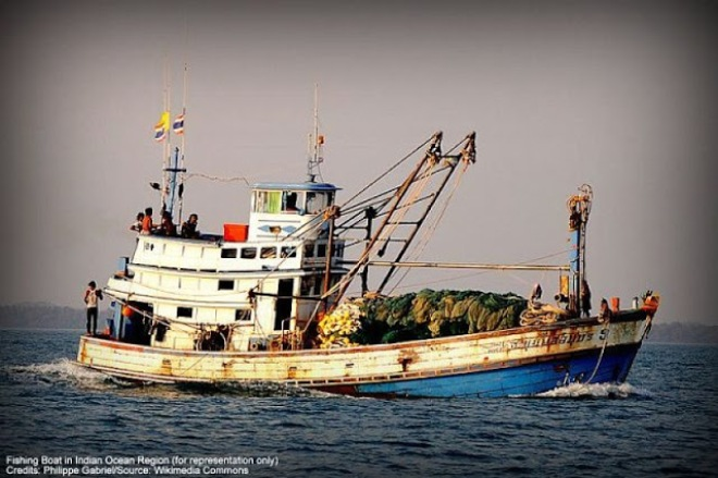 It Is An Unacceptable To Turn A Blind Eye To The Problem Of The Illegal Fishing In Somali Waters International Community Has Never Had A Particularly