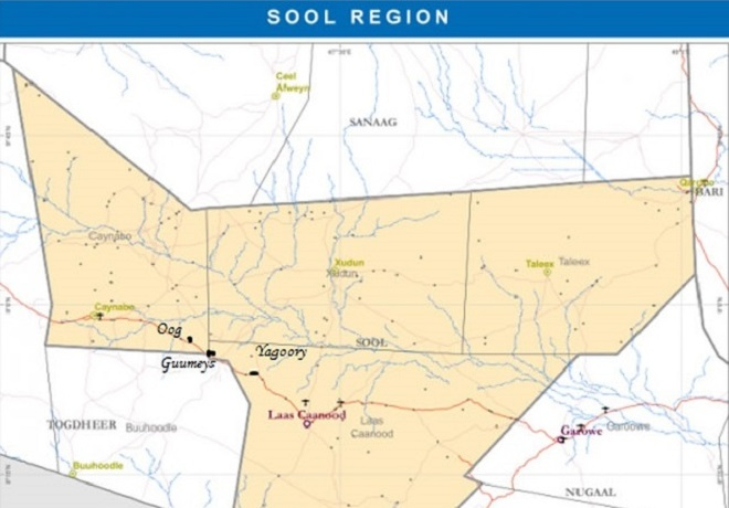 Tribes map in somaliland - Page 2 - SomaliNet Forums
