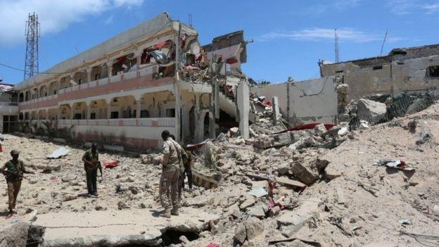 Palace Hotel Mogadishu