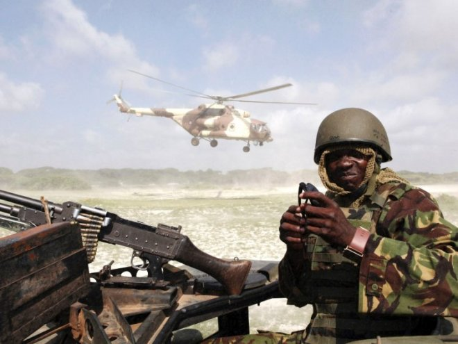 Kenya Ethiopia Offer Amisom Helicopters For War On Al Shabaab