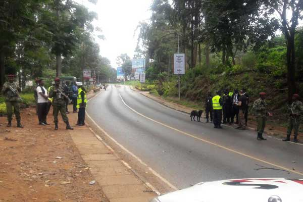 Kenya Visa Application Online Bomb scare at Ca...