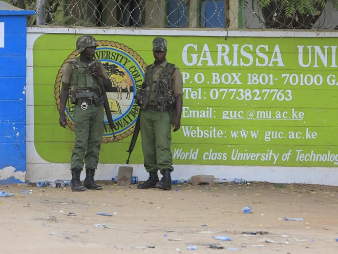 Father of student killed in Garissa massacre sues college for negligence