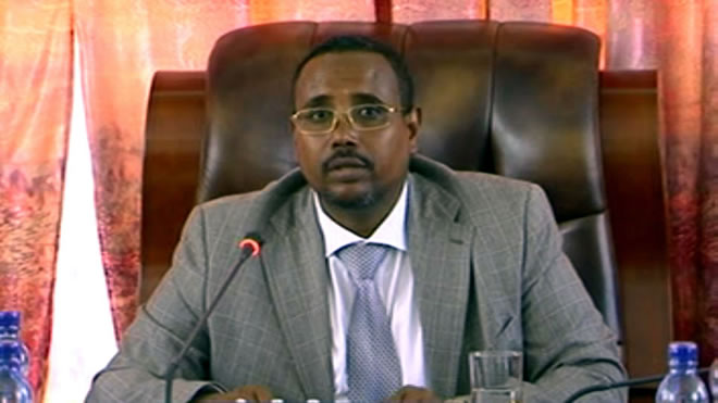 UNPO: Ogaden: Somali Region President Finally Resigns After