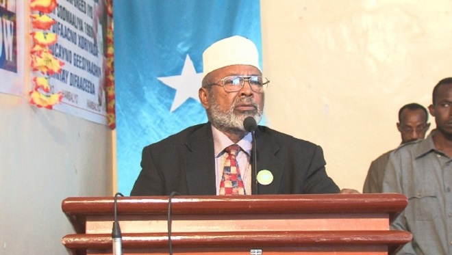 President Hassan Sheikh of Somalia terminates Chief Justice