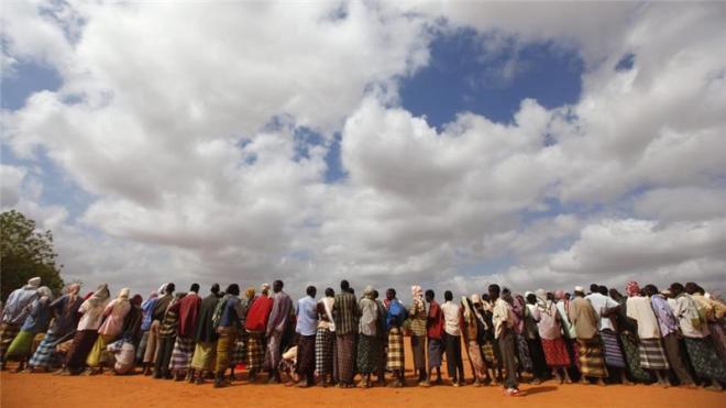MSF urges Kenya not to shut down Dadaab refugee camp