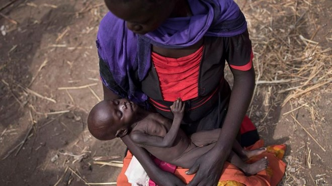 U.S. politics keeping Canadians' attention off African famine: aid group