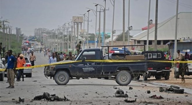 Six injured in landmine blast in Mogadishu