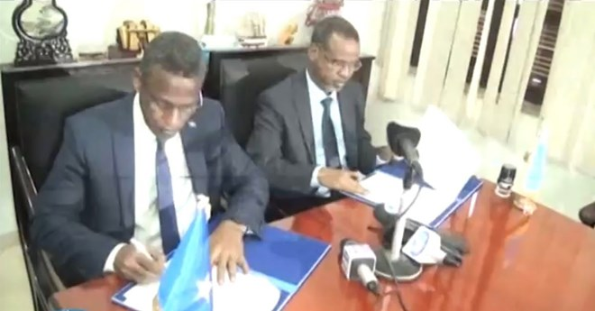 Somalia and Djibouti agree on telecommunication cooperation